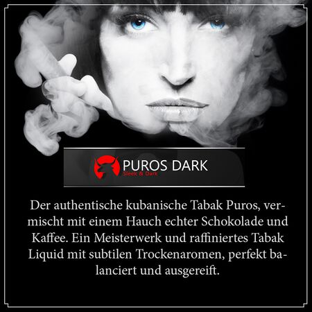 PUROS DARK 5x10ml 0mg