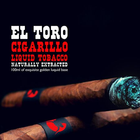 CIGARILLOS N.E.T. BASE  0mg x 100ml 100%PG