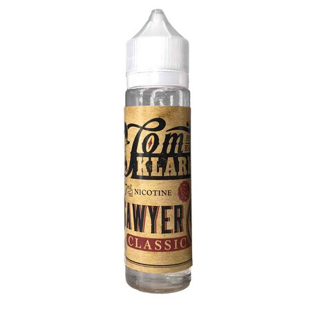 Tom Klarks - Tom Sawyer KLASSIK 60 ml 0mg