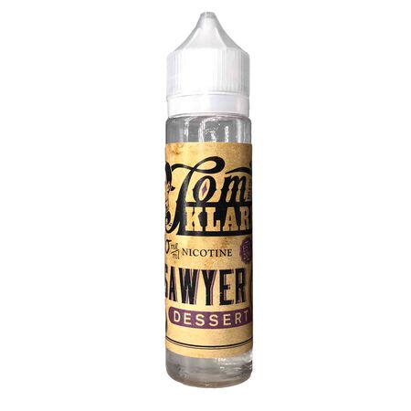 Tom Klarks - Tom Sawyer DESSERT 60 ml 0mg