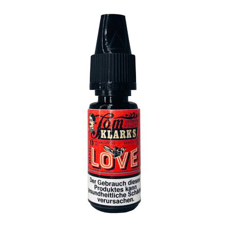 Tom Klarks - LOVE 10 ml 6mg