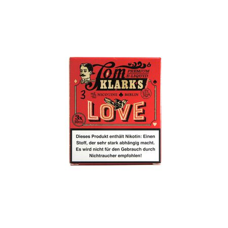 Tom Klarks - LOVE 3 x 10 ml Box