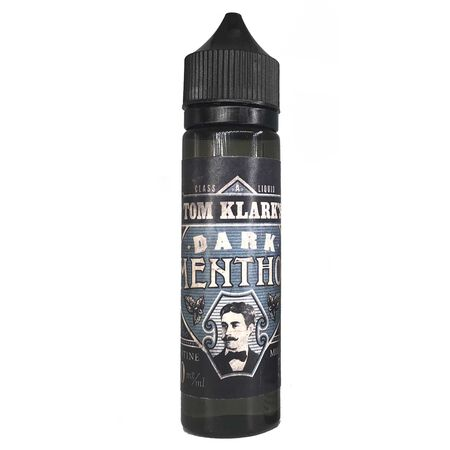 Tom Klarks - DARK MENTHOL  60 ml 0mg